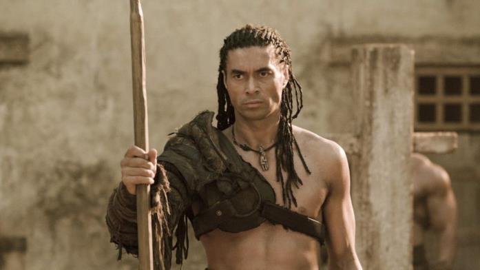 Antonio Te Maioha in Spartacus