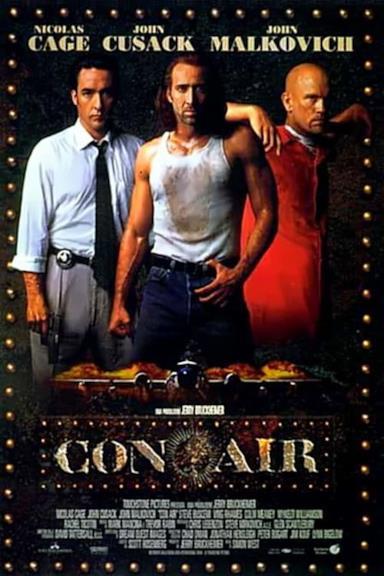 Poster Con Air