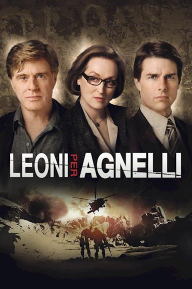 Poster Leoni per agnelli