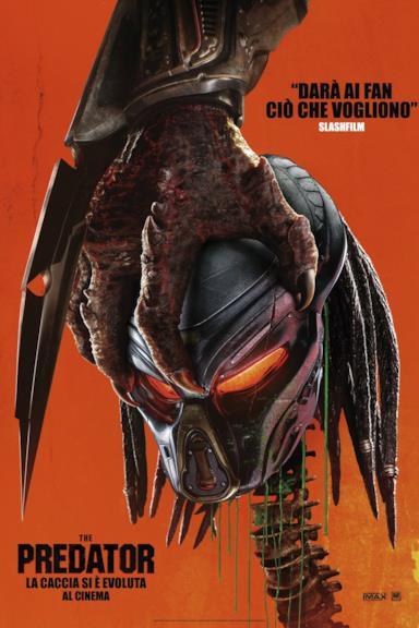Poster The Predator