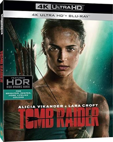 Tomb Raider (4K+Br)