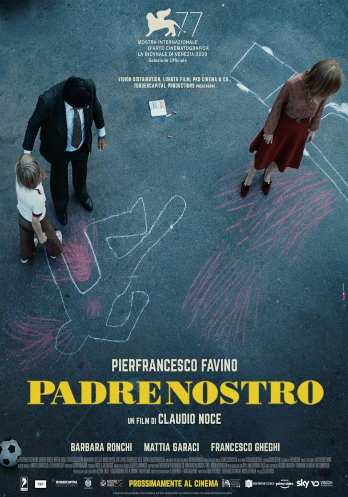 Padrenostro - poster del film