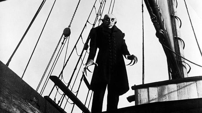 Nosferatu: Max Schreck