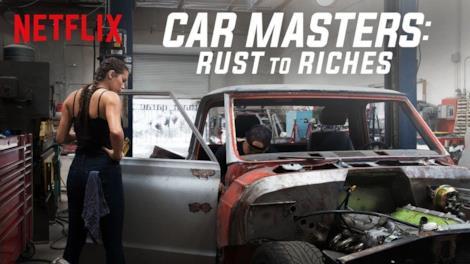 Car Masters: dalla ruggine alla gloria