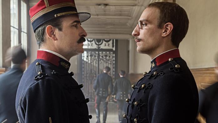 Una scena de L'ufficiale e la spia