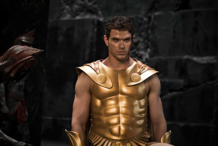 Kellan Lutz in un'immagine di Immortals