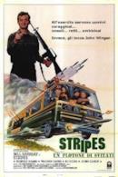 Poster Stripes - Un plotone di svitati