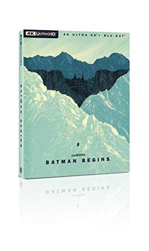 Batman Begins - Art Edition