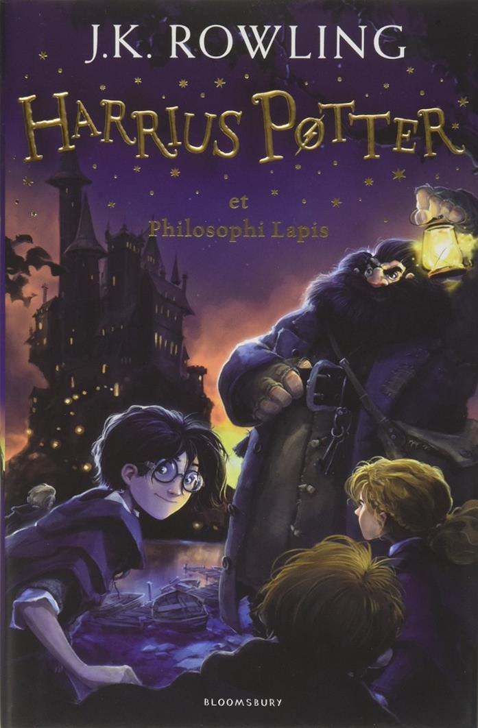 Versione latina di Harry Potter