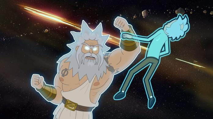 Il nono episodio della quarta stagione di Rick and Morty