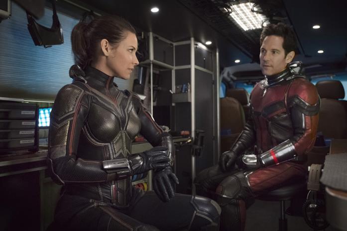 Ant-Man and the Wasp nel secondo film della saga