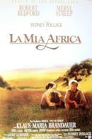 Poster La mia Africa