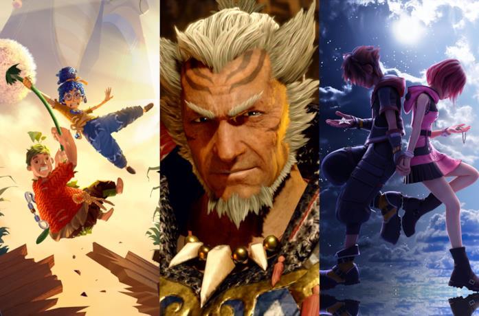 Alcuni dei migliori videogiochi di marzo 2021