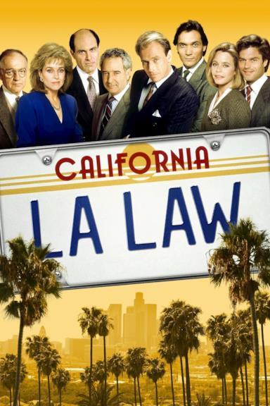 Poster Avvocati a Los Angeles
