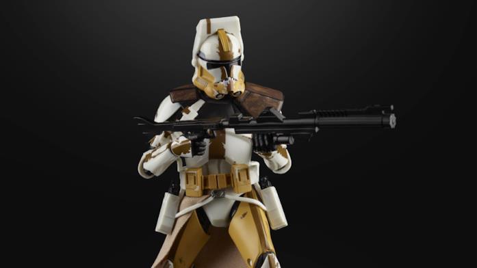 La nuova action figure di Star Wars svelata da Hasbro