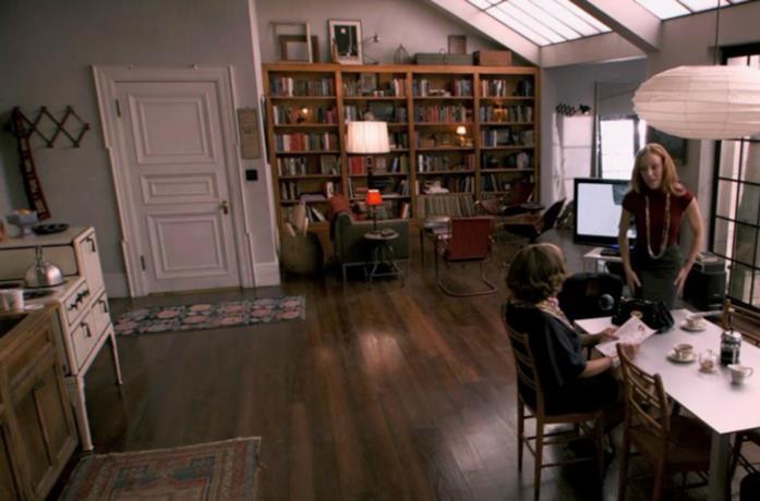 L'appartamento di Neal Caffrey in White Collar