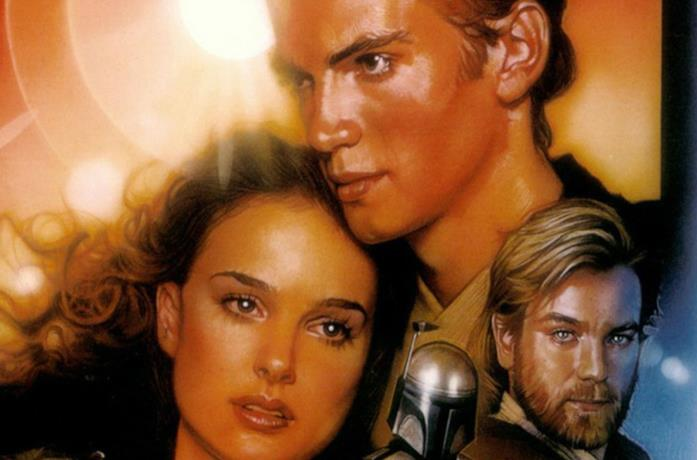 Poster di Star Wars: L'attacco dei cloni