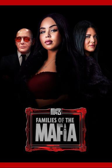 Poster Families of the Mafia