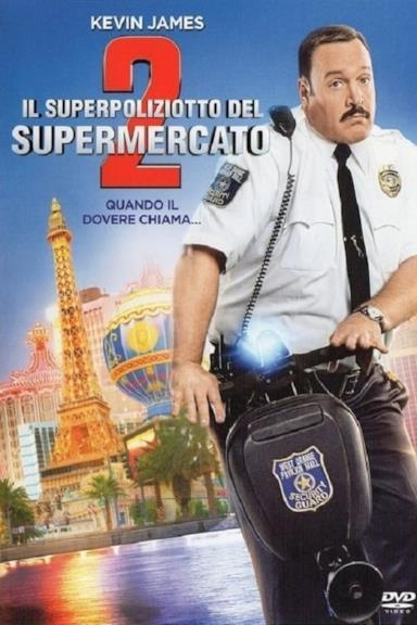 Poster Il superpoliziotto del supermercato 2