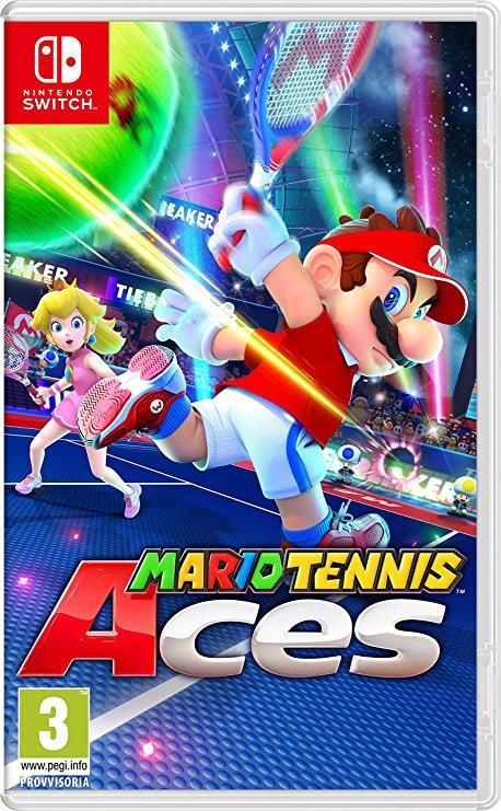 Mario Tennis Aces in uscita il 22 giugno 2018