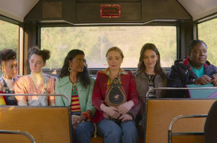 Un'immagine tratta dalla seconda stagione di Sex Education