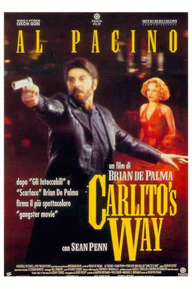Poster Carlito's Way