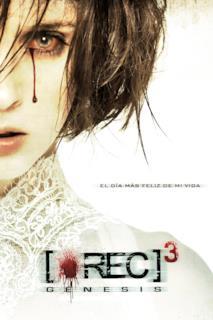 Poster [REC]³ - La genesi