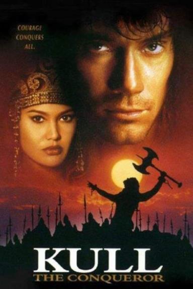 Poster Kull - Il conquistatore