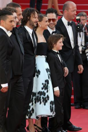 Il cast del film A Tale Of Love And Darkness a Cannes