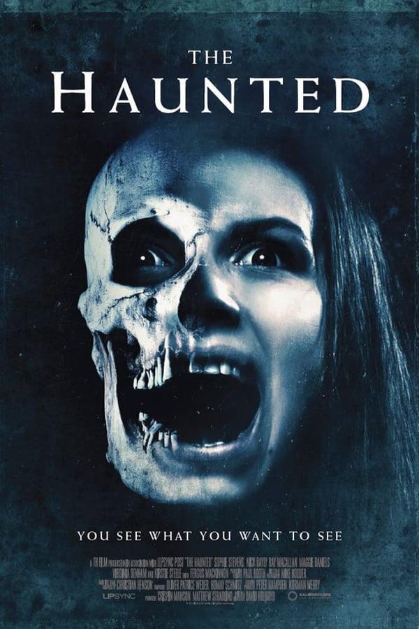 The Haunted - poster del film
