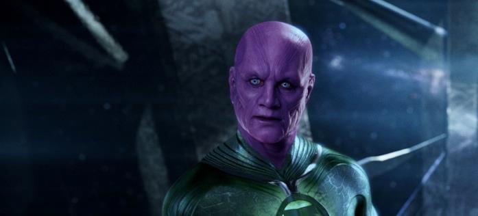 Temuera Morrison come Abin Sur in Lanterna Verde