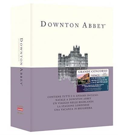 Downton Abbey: La Collezione Completa (24 DVD)