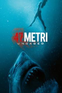 Poster 47 Metri: Uncaged