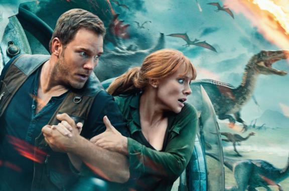 10 curiosità su Jurassic World - Il regno distrutto, il sequel con Chris Pratt e Bryce Dallas Howard