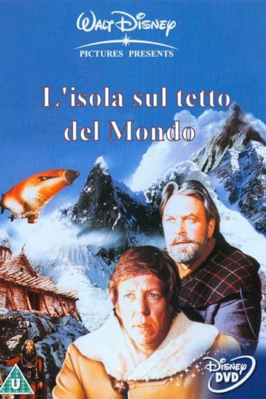 Poster L'isola sul tetto del mondo