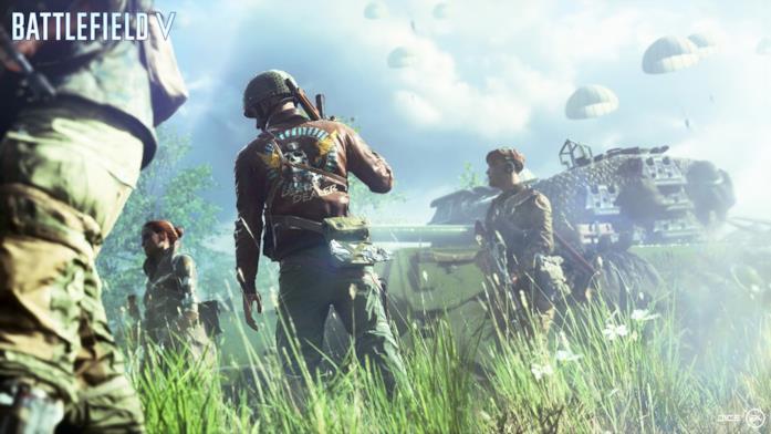 Battlefield V sarà più dinamico e permetterà di distruggere gli ambienti