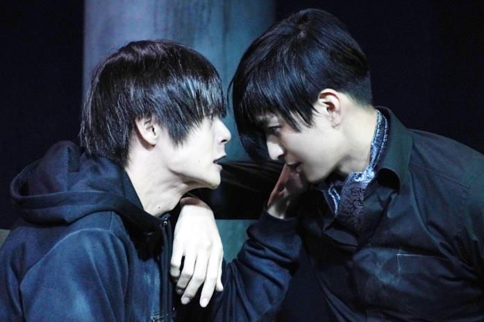Masataka Kubota e Shota Matsuda