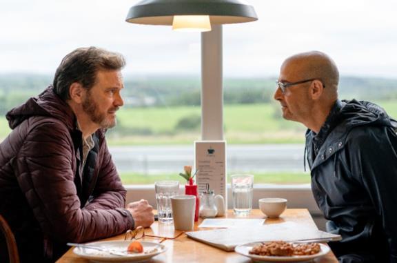 Supernova, il film con Stanley Tucci e Colin Firth