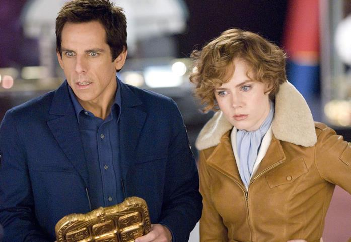Ben Stiller e Amy Adams