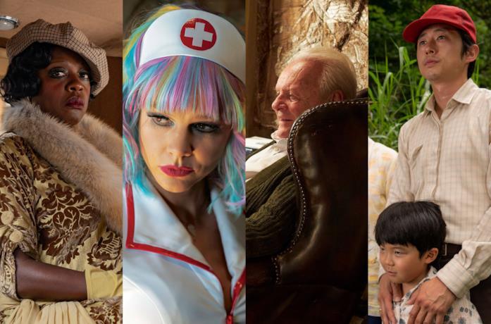 Una selezione di film candidati agli Oscar 2021