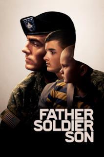 Poster Padre soldato figlio
