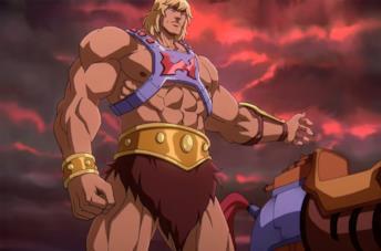 He-Man nella nuova serie animata di Netflix