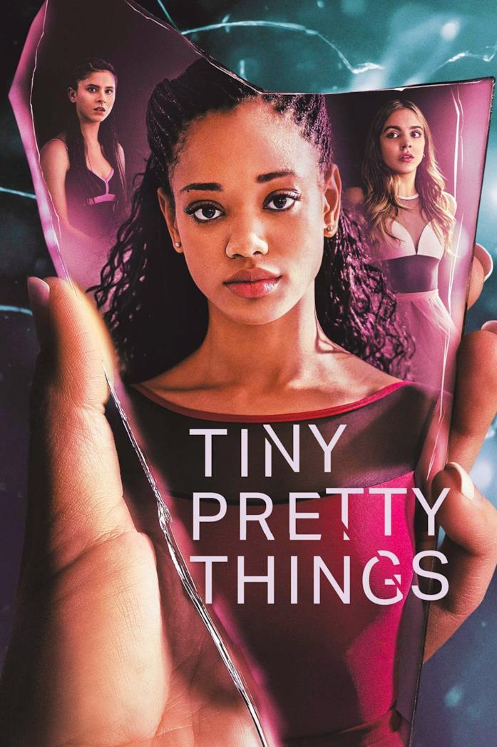 Parte del cast nella locandina di Tiny Pretty Things