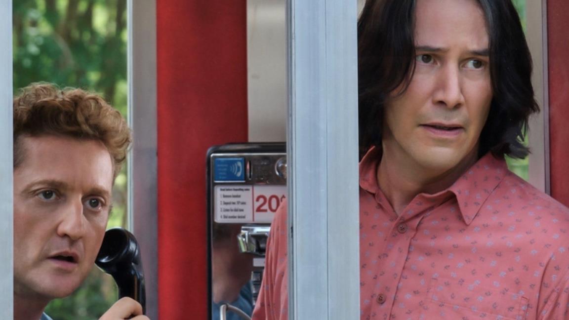 Bill & Ted Face the Music: trailer e poster del film con Keanu Reeves e Alex Winter