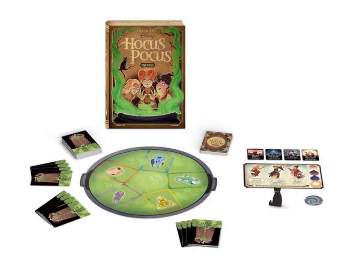 Hocus Pocus diventa uno spassoso gioco da tavolo