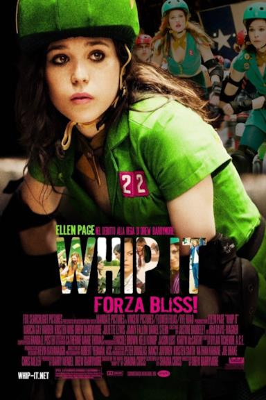 Poster Whip It