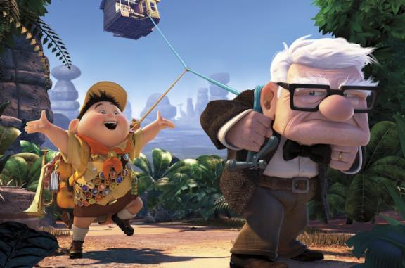 Up, temi e significato del commovente film d'animazione Disney (Pixar)