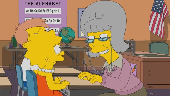 La signorina Myles dimentica il compleanno della piccola Lisa