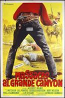 Poster Massacro al Grande Canyon