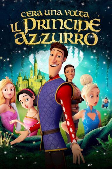 Poster C'era una volta il Principe Azzurro
